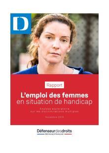 Rapport sur l'emploi des femmes en situation de handicap
