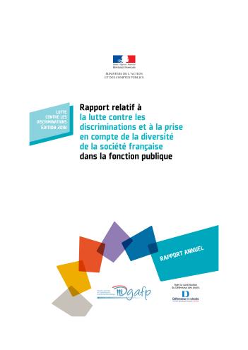 Rapport Annuel-diversité-FP-2018