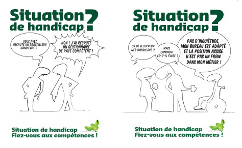 Cartes handicap
